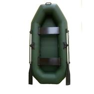 Лодка ПВХ гребная Стрелка Стандарт-2, двухместная, фото 1