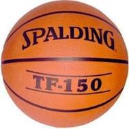 Баскетбольный мяч уличный - SPALDING TF 150, фото 1