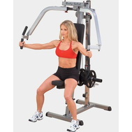 Тренажёр со свободным весом - Баттерфляй BODY SOLID GPM-65, мышцы груди, рук, фото 1