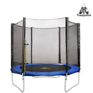 DFC TRAMPOLINE FITNESS 9 ft (с сетью), фото 1