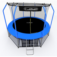 I-JUMP ELEGANT 12FT BLUE, фото 1
