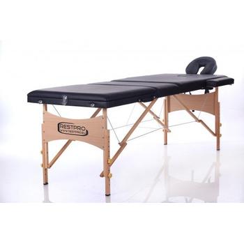 Стол для массажа RESTPRO Classic 3 Black, фото 2