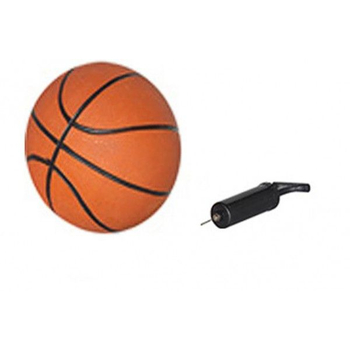 Баскетбольный щит для батута DFC ZY-BAT кольцо в комплекте, фото 2