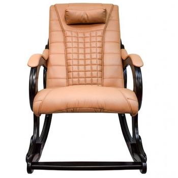 Массажное кресло-качалка EGO WAVE LUX EG-2001 (цвет Орех), фото 5