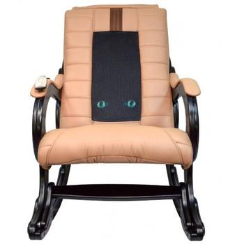 Массажное кресло-качалка EGO WAVE LUX EG-2001 (цвет Орех), фото 6