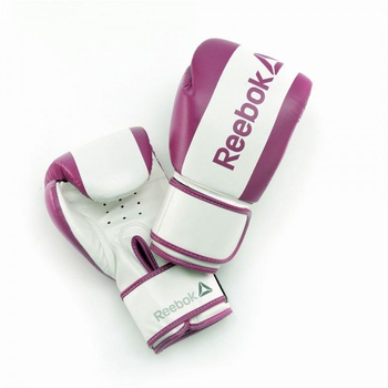 Перчатки боксерские Retail 10 oz Boxing Gloves - Purple, фото 2