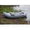 Гребная надувная лодка ПВХ Соло-270, фото 1